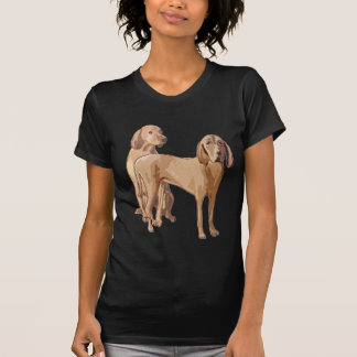 Camiseta coonhound do redbone