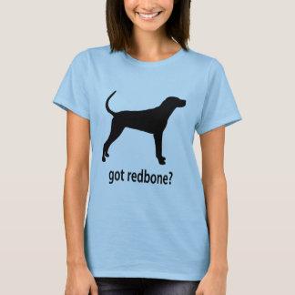 Camiseta Coonhound obtido de Redbone