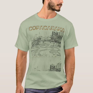 Camiseta Copacabana - Soul Carioca