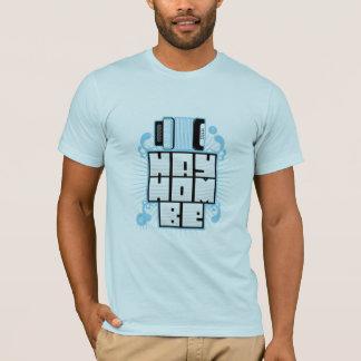 Camiseta copia do hayhombe