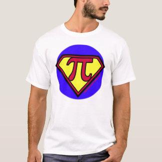 Camiseta cópia do pi do uberman