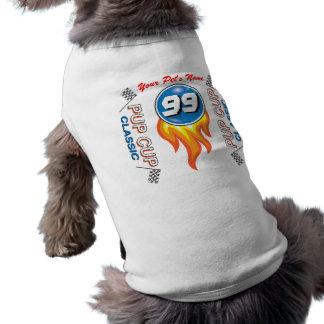 Camiseta Copo #1 clássico do filhote de cachorro