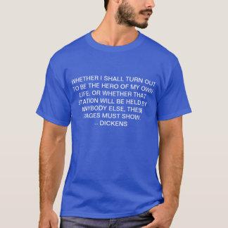 Camiseta copperfield de david