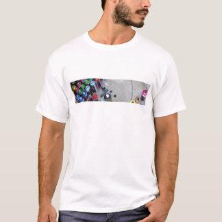 Camiseta Cor das fontes