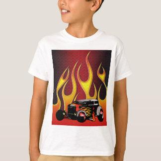 Camiseta Cor Variante 2 de 330 hot rod