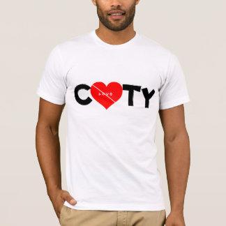 Camiseta Coração da cidade