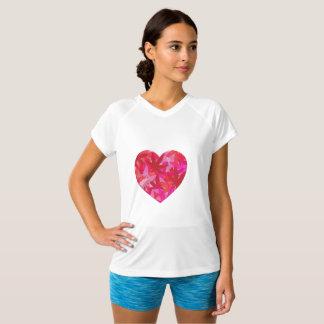 Camiseta Coração da erva daninha