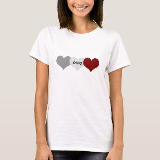 Camiseta Coração de Ohio