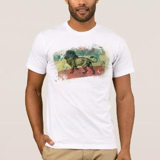 Camiseta Coração de um leão