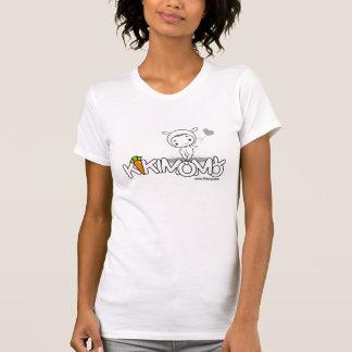 Camiseta Coração do vôo de Kiki Momo