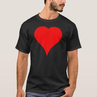 Camiseta Coração grande