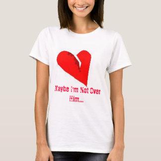 Camiseta Coração quebrado