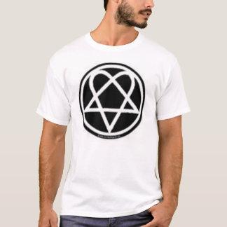 Camiseta coração-um-grama