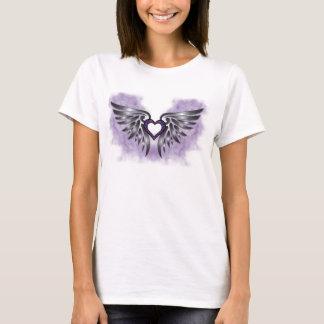 Camiseta Coração voado