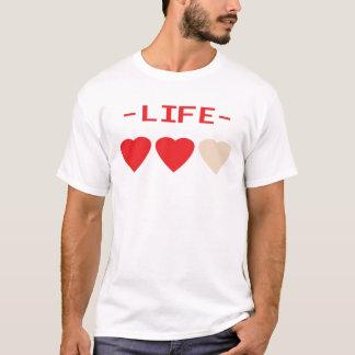 Camiseta Corações da vida de Zelda