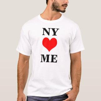 Camiseta Corações de NY MIM