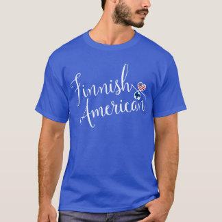 Camiseta Corações finlandeses t-shirt de Entwinted do