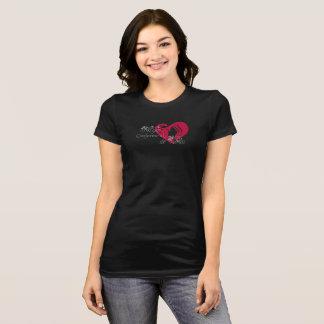 Camiseta Corazon de Dios do al do comforme de Mujer