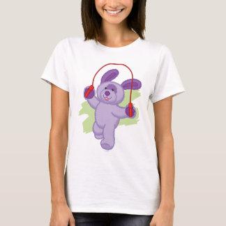 Camiseta Corda de salto do filhote de cachorro da soda da
