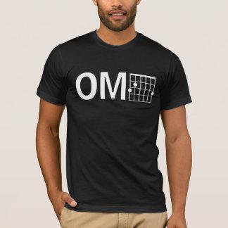 Camiseta Corda principal de G da guitarra legal do humor