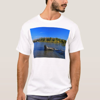 Camiseta Cordas da paz