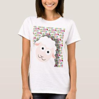 Camiseta Cordeiro da páscoa