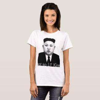 Camiseta Coreano Kim não assim Lil