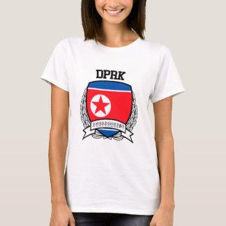 Camiseta Coreia do Norte