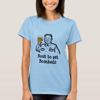 Camiseta Coreia do Norte, ataque de Kim Jong para obter a