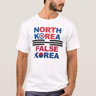 Camiseta Coreia do Norte   Coreia falsa