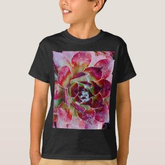 Camiseta Cores da natureza e formas