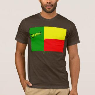 Camiseta Cores de Benin