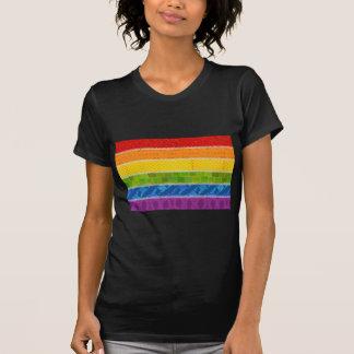 Camiseta Cores do orgulho gay