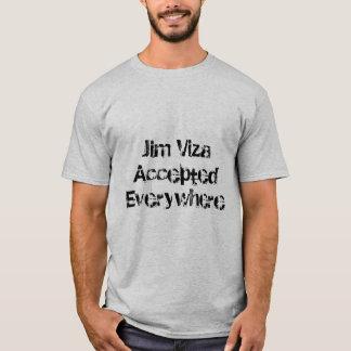 Camiseta Cores em toda parte aceitadas (do CARVALHO)