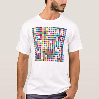 Camiseta Cores por Mondrian