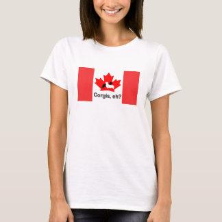 Camiseta Corgis, eh?