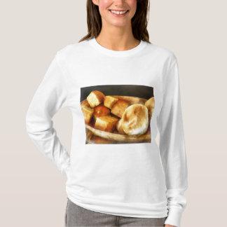 Camiseta Cornbread e Rolls