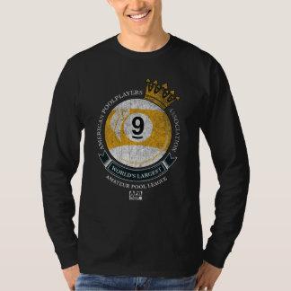 Camiseta Coroa da bola de APA 9