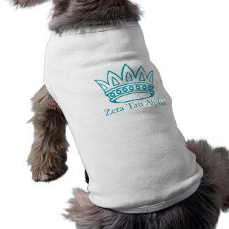 Camiseta Coroa de ZTA com ZTA