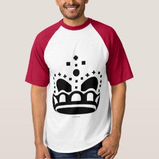 Camiseta coroa dos reis