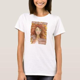 Camiseta Coroa orgânica