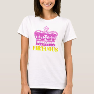 Camiseta coroa virtuoso