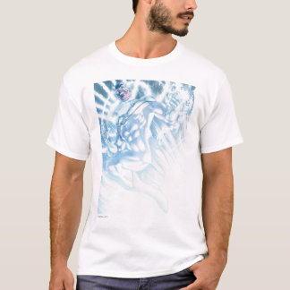 Camiseta Corpo branco da lanterna - cor