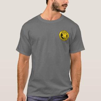 Camiseta Corpo civil da conservação do CCC comemorativo