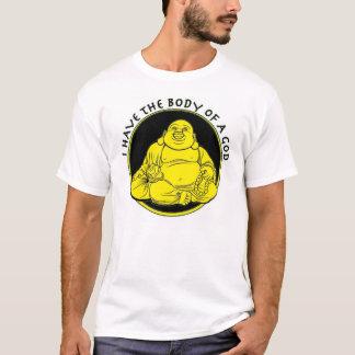 Camiseta Corpo de um deus