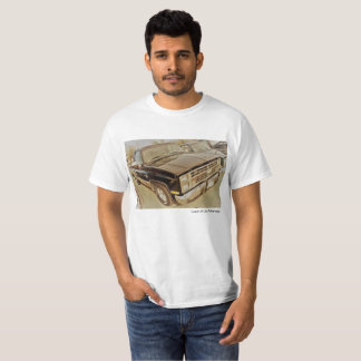 Camiseta Corpo quadrado Chevy C10
