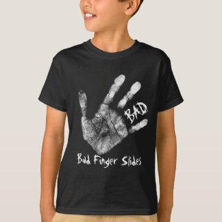 Camiseta Corrediças más do dedo