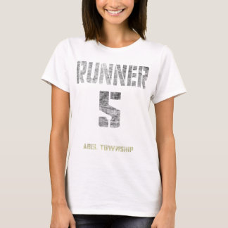 Camiseta Corredor 5 - Distrito de Abel