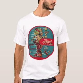 Camiseta Corredor central para Gansett