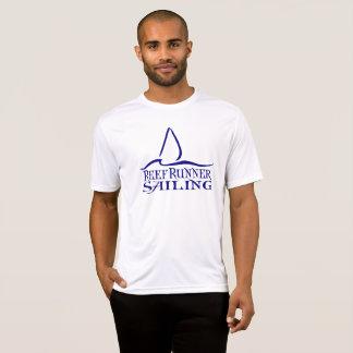 Camiseta Corredor clássico do recife em azul escuro - parte